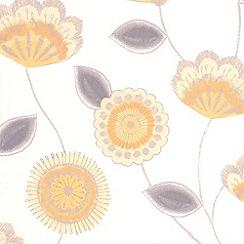 Superfresco - Sunshine Romany Wallpaper