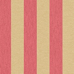 Superfresco - Red/Gold Ariadne Wallpaper