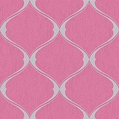 Superfresco - Hot Pink Olympus Wallpaper