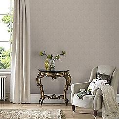 Graham & Brown - Cream Savannah Wallpaper
