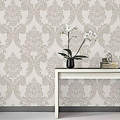 Superfresco - Cream Regent Wallpaper