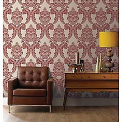 Superfresco - Red Regent Wallpaper