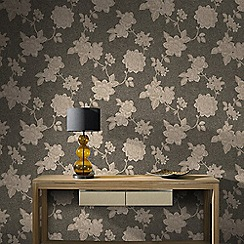 Graham & Brown - Brown Boutique Wallpaper