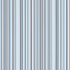 Contour - Blue Barcode Linear Wallpaper