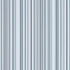 Contour - Blue Barcode Linear Wallpaper