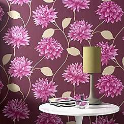 Superfresco Easy - Pink Romance Wallpaper