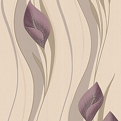 Superfresco Easy - Plum Peace wallpaper