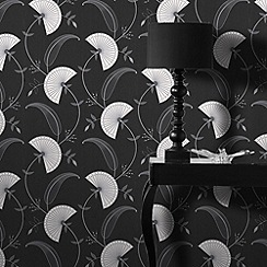 Superfresco Easy - Black Precious wallpaper