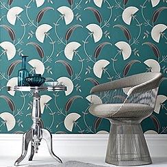 Superfresco Easy - Teal Precious wallpaper