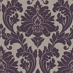 Superfresco Easy - Plum Majestic wallpaper
