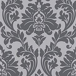 Superfresco Easy - Grey Majestic Wallpaper