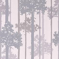 Superfresco Easy - White Nottingham Wallpaper