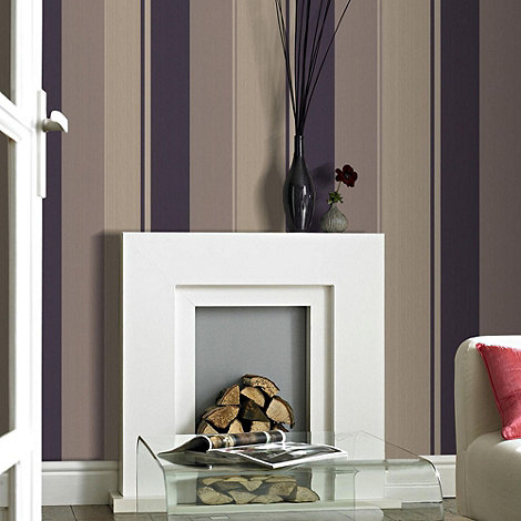 Superfresco Easy - Plum Poise Spice wallpaper