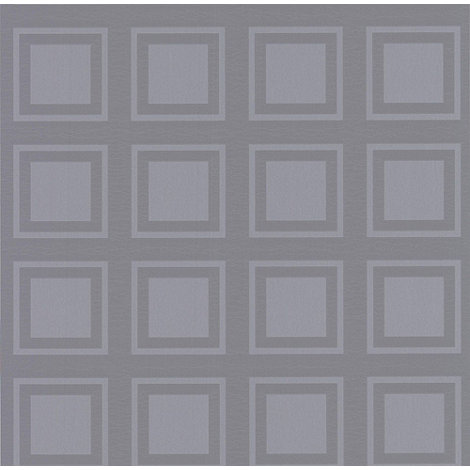 Kelly Hoppen - Silver Cube wallpaper