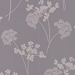 Superfresco Easy - Grey Milly Wallpaper