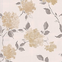 Superfresco Easy - Yellow Amelia Wallpaper