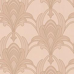 Premier - Gold Glamour Wallpaper