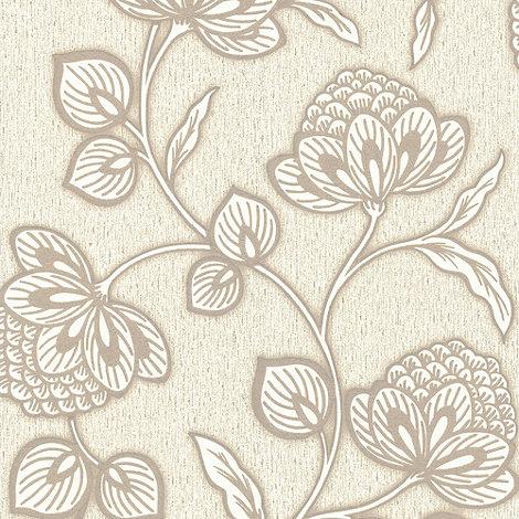 Premier - White Nadira Wallpaper