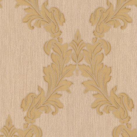 Premier - Gold Regency Wallpaper