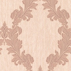 Premier - Peach Regency Wallpaper