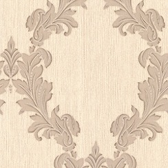 Premier - Cream Regency Wallpaper