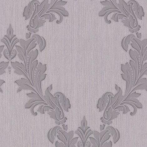 Premier - Grey Regency Wallpaper