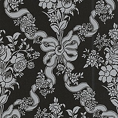 Julien Macdonald - Black Glimmerous Wallpaper