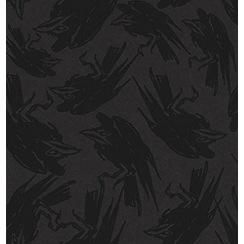 Barbara Hulanicki - Raven Diablo Flock BH Wallpaper