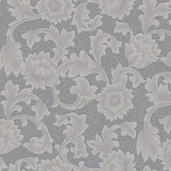 Superfresco Easy - Grey Darcie Wallpaper