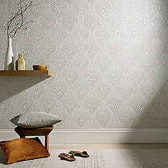Premier - Stone Labyrinth Wallpaper