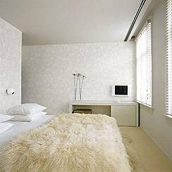 Premier - White Bella Wallpaper