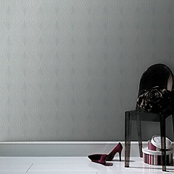 Premier - Grey Zara Wallpaper