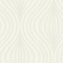 Premier - White Zara Wallpaper