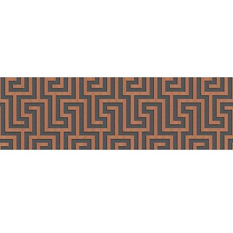 Graham & Brown - Bronze Juan Wallpaper