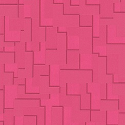 Superfresco Easy - Hot Pink Checker Wallpaper