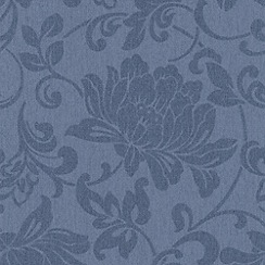 Superfresco Easy - Denim Jacquard Wallpaper