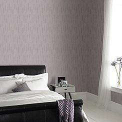 Graham & Brown - Steel finley wallpaper
