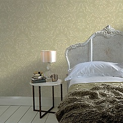 Graham & Brown - Olive montague wallpaper
