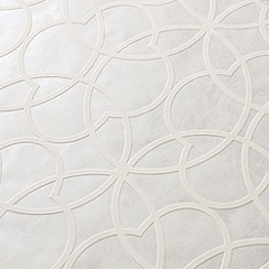 Superfresco Easy - White origin wallpaper