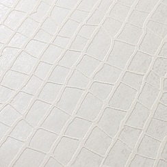 Superfresco Easy - White savanna wallpaper