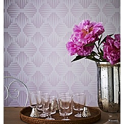 Superfresco Easy - Lavender cavern wallpaper