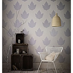 Superfresco Easy - Lavender maple wallpaper