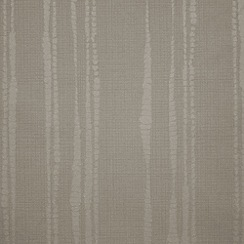 Kelly Hoppen - Taupe Kelly Hoppen laddered stripe wallpaper
