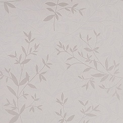 Superfresco Easy - White bijou wallpaper
