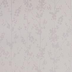 Superfresco Easy - White berries wallpaper