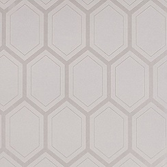 Superfresco Easy - White chamonix wallpaper