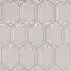 Superfresco Easy - White chamonix wallpaper