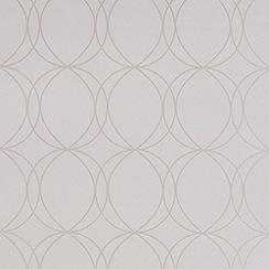 Superfresco Easy - White savoy wallpaper