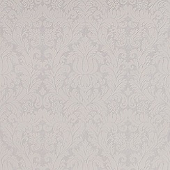 Superfresco Easy - White geneva wallpaper