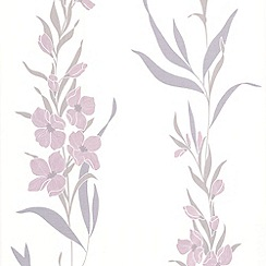 Superfresco Easy - Lavender Jardin Wallpaper